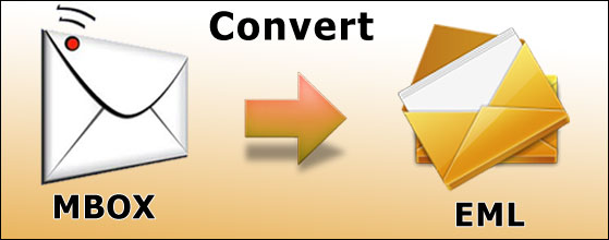Convert MBOX to EML Format